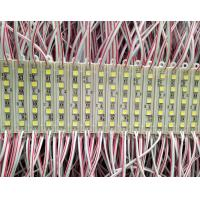 Quality Epoxy 1.5W Waterproof Led Module 5054 , Led Module Strings Low Voltage DC12V wholesale