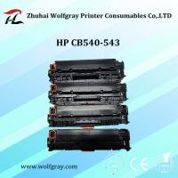 China Compatible for HP CB540A toner cartridge on sale