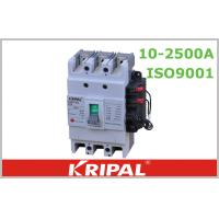Quality Magnetic Trip Molded Case Circuit Breaker Earth Leakage , UVT SHT Approvals wholesale