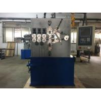China Five axis CNC Spring Coiling Machine for making compression spring on sale