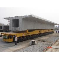 Self Propelled Girder Transporter