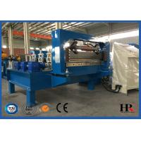China Metal Window / Door Frame Cold Roll Forming Machine With Hydraulic Cutting on sale