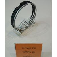 China Large Production Toyota 1Y 2Y 3Y Piston Ring Set First Ring Steel 86x1.5+1.5+4mm on sale