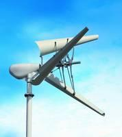 China Small Wind Turbine Generator 1kw 3kw 5kw 10kw on sale