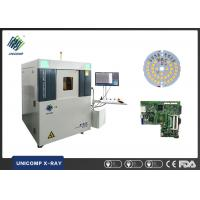 Quality Electronics SMT BGA X-Ray Inspection System 130KV CSP LED AX9100 , 1900kg wholesale
