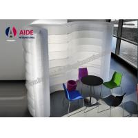 Cheap Inflatable Tent Inflatable Led Light Booth Inflatable Office Mall For Business for sale