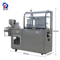 Quality 4200 Plates / h  Automatic Pill Blister Packing Machine With 12 Months Warranty wholesale