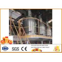 Quality Atomatic Apple Jam / Paste Making Machine Processing Line CFM-S-04 wholesale