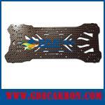 Quality carbon fiber CNC frame wholesale