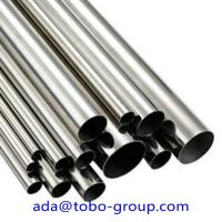 Cheap S31803 / S31500 / S32750 ETC Super Duplex Stainless Steel Pipe 2.5mm - 50mm for sale