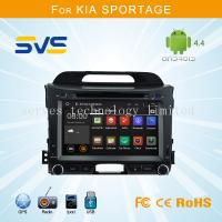 China Android 4.4 car dvd player GPS navigation for KIA Sportage R 2010-2014 HD capacitive Touch on sale