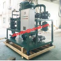 China High Efficiency Oil-water and Oil-steam Separator Vacuum Insulating Transformer Oil Purifier and refinery system on sale