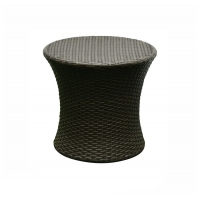 Quality H420mm Rattan Wicker Coffee Table wholesale