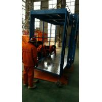 Cheap Honeywell 2700kg Customized Cage Hoisting Equipment In Construction Reduction Ratio 1 / 16 for sale