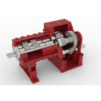 Quality High Strength Twin Screw Extruder Gearbox With Cast Iron Material wholesale