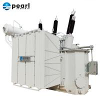 Quality Silent Power Distribution Transformer With Two Windings In Copper Material wholesale