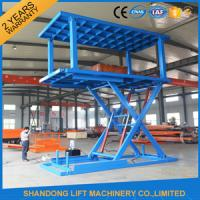 Buy cheap 5T 3M Double Deck Car Parking System from wholesalers