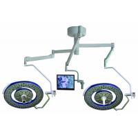 Quality Ceiling Mounted Surgical Light With LED Bulbs , 160000 Lux Led Surgical Lamp With Camera wholesale
