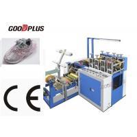 Quality Manufacturer supply   Disposable Plastic shoe cover making machine with LDPE flake film wholesale
