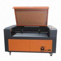 Quality Double-head Acrylic Sheet Laser Cutting Machine with Two Laser Head/Two Laser Tubes and Red Dot wholesale