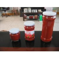 Quality No Sugar Tomato PasteCan , Tomato Paste In Drums Without Additives wholesale
