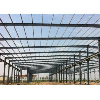Buy cheap General Steel Structure Warehouse Environmental Friendly With Good Appearance from wholesalers