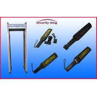 Quality Security Inspection Door Frame Metal Detector  For Government / Train Station wholesale