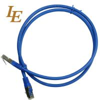 Quality PVC Network Patch Cord , Cat6 Ethernet Cord Pollution - Free ROHS Approved wholesale