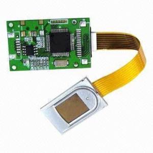 Quality KO-ZA20 Capacitive fingerprint reader SDK available UART or USB communication wholesale