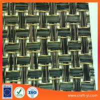 China Textilene sling fabric in high Strength suit all weather in weave mesh fabric PVC on sale
