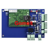 Quality Single Door Access Control Panel 32bit ARM Two Way TCP / IP Card Capacity 40000 Cards wholesale