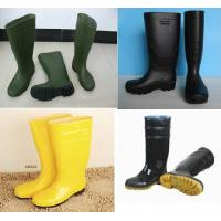 Quality Male PVC Rain Boots wholesale