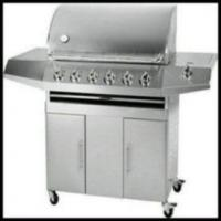 6 Burners Stainless Steel Gas Bbq Grill (au-1ba6s)