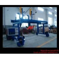 Quality Gantry Type I / H Beam Welding Machine , Auto Welder Industrial Machinery for H Beam Line wholesale