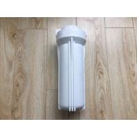 Quality PP White Single O Water Filter Housing For Reverse Osmosis System Water Treatment wholesale