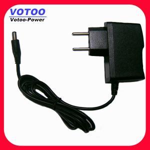 Quality Small 12v 1.25a AC DC Power Adapter 100v - 240v 50hz / 60hz 15 W wholesale