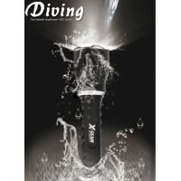 China New Diving Equipment, LED Diving Torch on sale