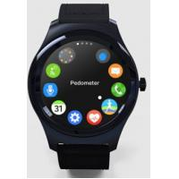 China bluetooth smart watch with real time heart rate detector for android phone and IOS on sale