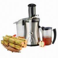 China 1200W Powerful Juice Extractor with Stainless Steel Housing on sale