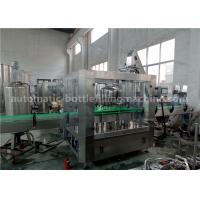 China 3000BPH Automatic Bottle Filling Machine High Stability With Glass Bottle on sale
