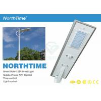 Buy cheap Aluminum Alloy Highly Humens Solar Light IP65 Cool White LED Street Light from wholesalers