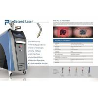 China CE FDA approved Korean imported light guiding arm picosecond laser tattoo removal cost on sale