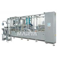 Quality 50-500MLNon PVC IV Bag Filling Machine 2-6 Heads Easy Clean For Pharmaceutical wholesale
