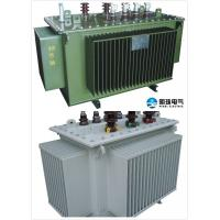 Quality Compact Oil Immersed Type Transformer 11 KV - 500 KVA Rational Structure wholesale