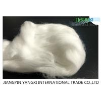 Quality 6 Denier White Bosilun Tops Good Elasticity For Blanket / Furniture / Fake Fur wholesale