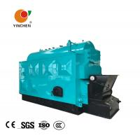 Quality DZH/DZL Series Fire And Water Tube Boiler , Wood Pellet Coal Fired Steam Boiler wholesale