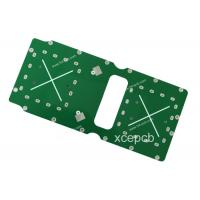 China FR4 2.4GHZ Antenna High Frequency Printed Circuit Board Fabrication on sale