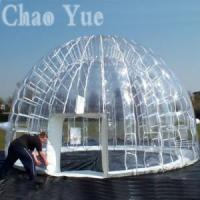 Quality Transparent Customized Inflatable Party Tent, Durable Bubble Tent Marquee (CY-M2733) wholesale