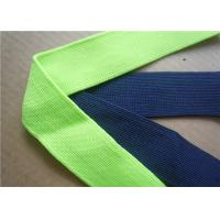 Quality Decorative Grosgrain Ribbon / Cotton Satin Ribbon Embroidery wholesale