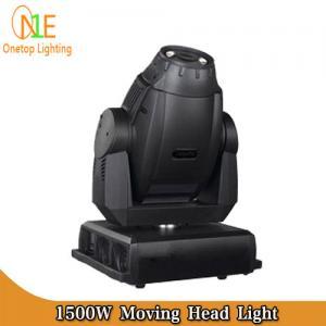 Quality Guangzhou lighting led 1500W computer beam sharpy moving head spot light wholesale